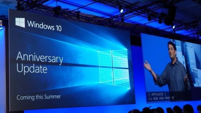 Windows 10, Redstone, Windows 10 Redstone, Anniversary Update, Windows 10 Anniversary Update, Windows Redstone, Terry Myerson