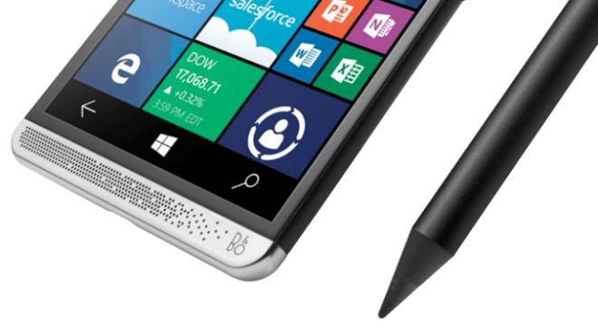 Windows 10 Mobile, Hp, Hewlett-Packard, HP Elite x3, Elite X3