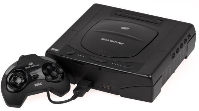 SEGA, Saturn, Sega Konsole, Sega Saturn