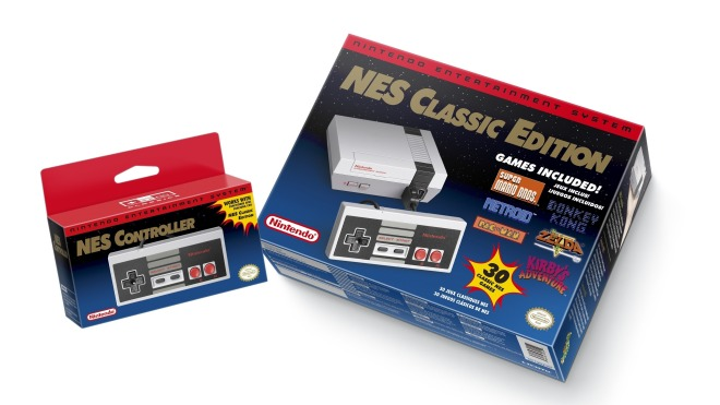 Nintendo, NES, Nintendo Entertainment System, Nintendo Entertainment System: NES Classic Edition