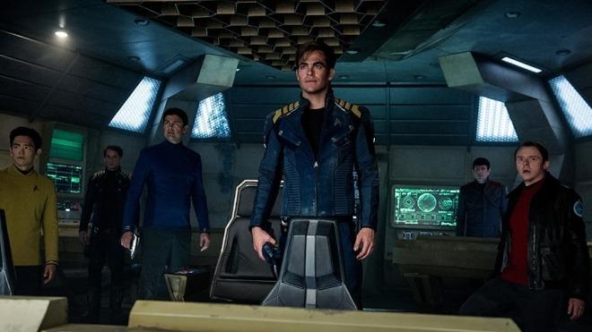 """""""Star Trek: Beyond"""" angeschaut - Der alte Ungerade-Fluch kehrt zur�ck"""
