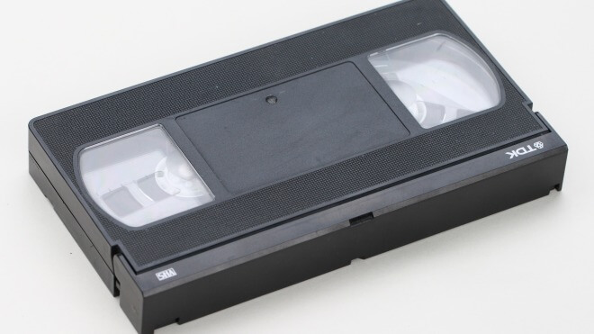 Video, Videokassette, Vhs