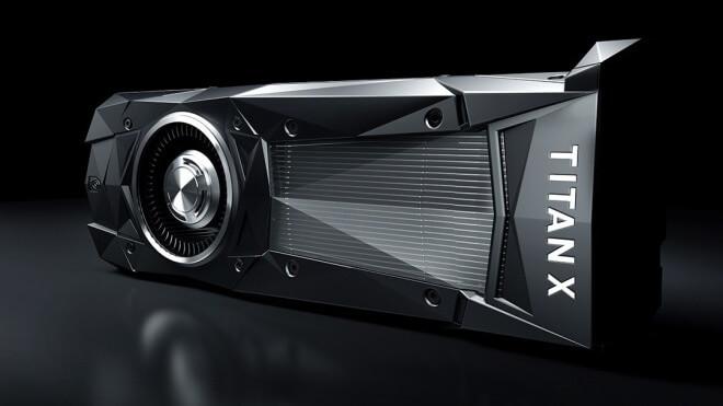 Nvidia, Gpu, Grafikkarte, Titan X, Titan X 2016