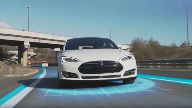 Selbstfahrendes Auto, tesla, Tesla Motors, Autopilot