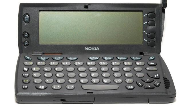 Smartphone, Nokia, 9000 Communicator