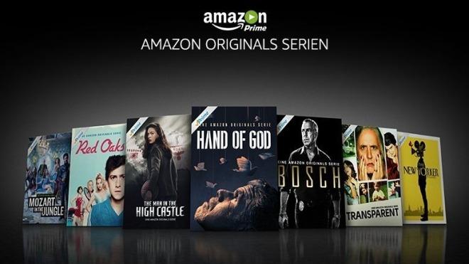 Amazon, Streaming, Amazon Prime, Amazon Instant Video, Amazon Originals