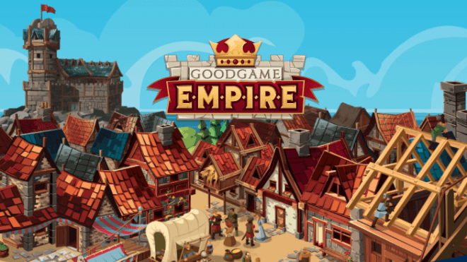 Hamburg, Goodgame Studios, Empire