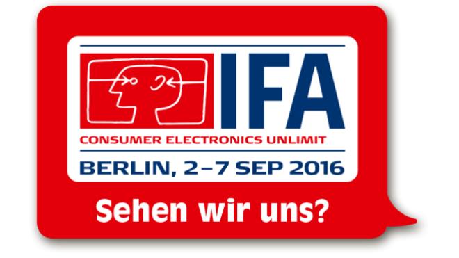 Ifa, IFA 2016, Sprechblase