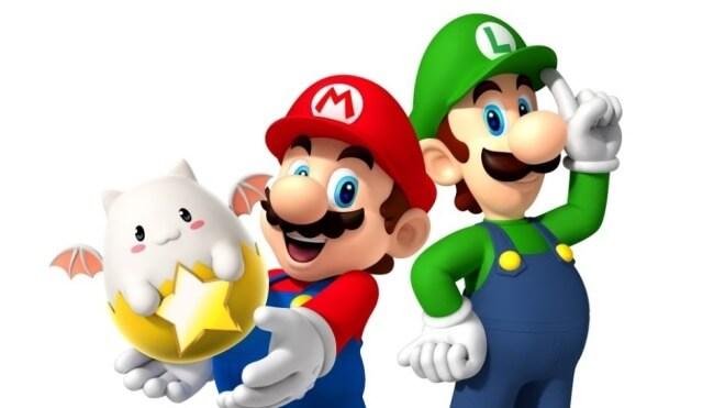 Nintendo, Videospiel, Super Mario, Super Mario Bros., Luigi