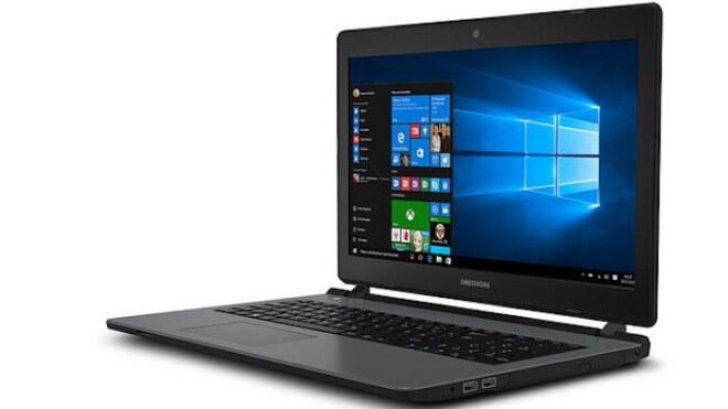 Windows 10, Notebook, Laptop, Aldi
