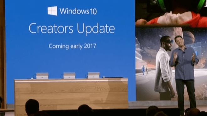 Microsoft, Betriebssystem, Windows 10, Update, Windows 10 Creators Update, Windows 10 Version 1703