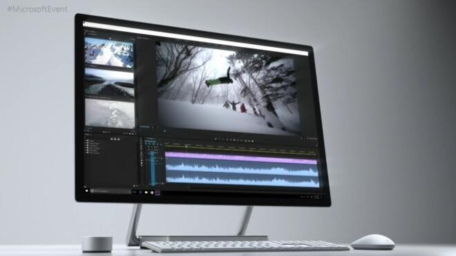 Surface, Microsoft Surface, Desktop, Desktop-PC, Microsoft Surface Studio