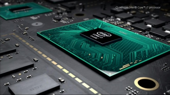 Intel, Prozessor, Cpu, Chip, x86, SoC, Surface Studio, Microsoft Surface Studio, Intel Core i7-6820HQ