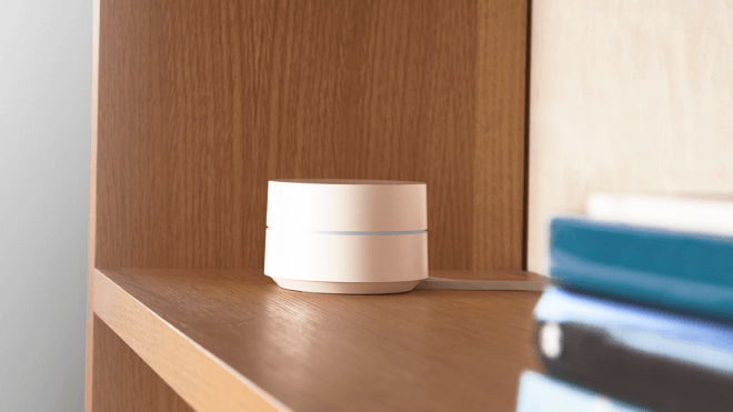 Google, Router, WiFi