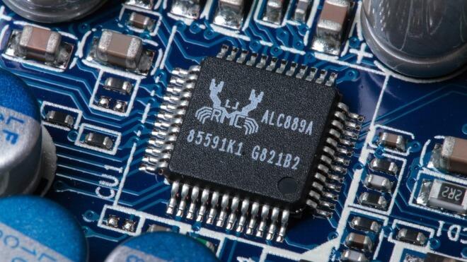 Chip, Audio, Codec, Realtek, Sound, Audiochip, IC