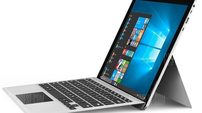 Tablet, Intel, 2-in-1, Kaby Lake, Teclast, Teclast X5 Pro, X5 Pro