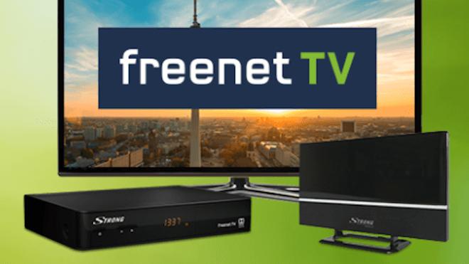 DVB-T2, Freenet, Receiver, DVB-T2 HD, Freenet TV
