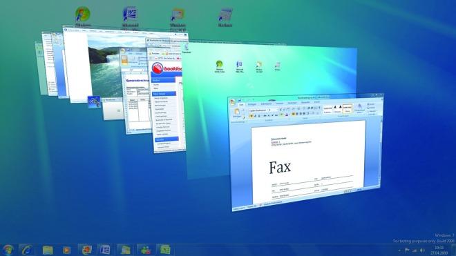 Microsoft, Betriebssystem, Windows 7