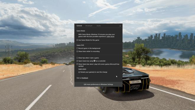 Windows 10, Xbox One, Creators Update, Windows 10 Creators Update, Game Mode