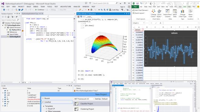 Microsoft, Visual Studio, Entwicklungsumgebung, visual studio 2017