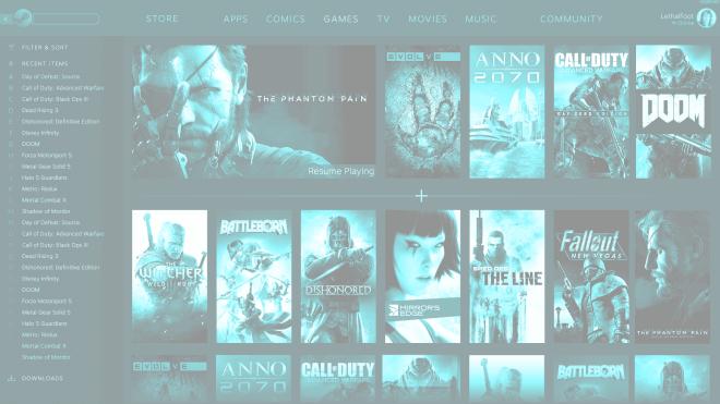 Design, Steam, Valve, Interface, Valve Steam, Ui, Benutzeroberfläche
