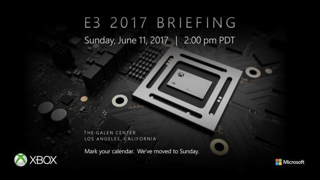 Microsoft, Xbox, Xbox One, E3, Microsoft Xbox One, Scorpio, Pressekonferenz, Project Scorpio, Xbox Scorpio, E3 2017