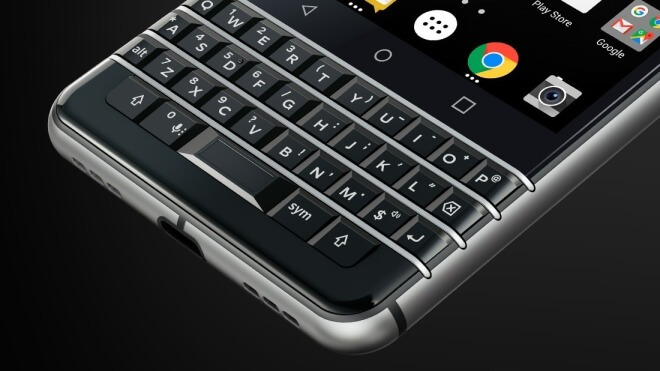 Smartphone, Blackberry, Mercury, Blackberry Mercury, BlackBerry KEYone, KEYone
