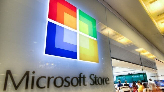 Microsoft, Angebot, Microsoft Store