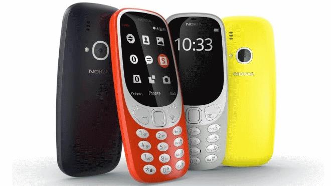 Smartphone, Nokia, Mwc, Nokia 3310