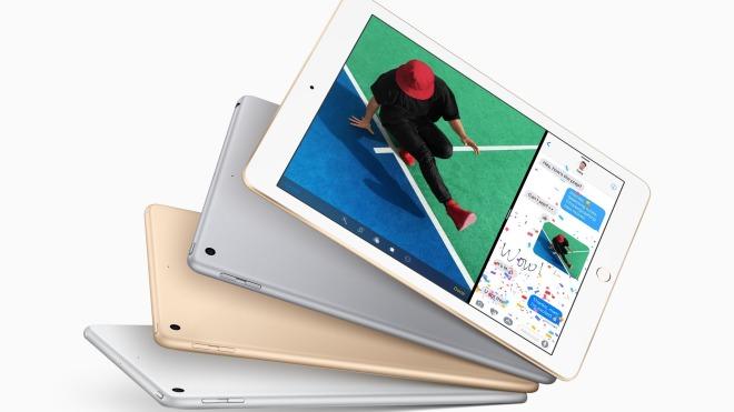 Apple, Tablet, Ipad, Apple Ipad, iPad 2017