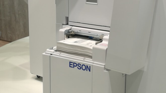 Drucker, Recycling, Epson, PaperLab, Epson PaperLab A-8000