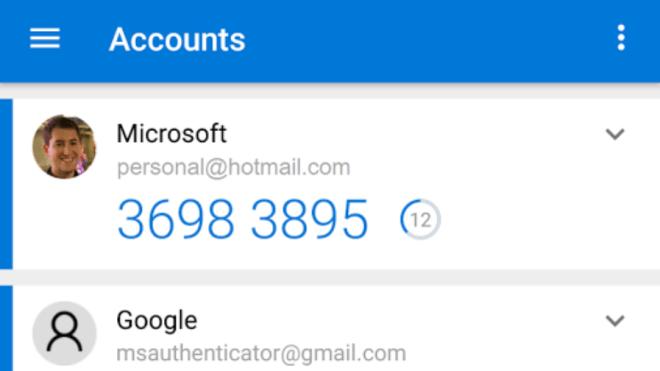 Microsoft, App, Authenticator, Microsoft Authenticator