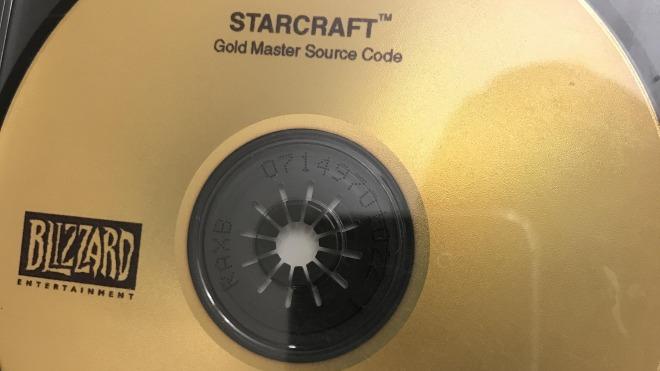 Blizzard, Starcraft, Quellcode, Sourcecode