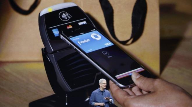 Apple, Iphone, NFC, Bezahlsystem, Apple Pay