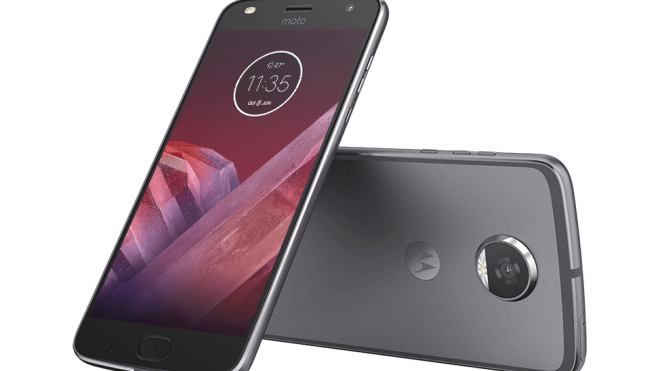 Smartphone, Android, Motorola, Moto Z2 Play, XT1710