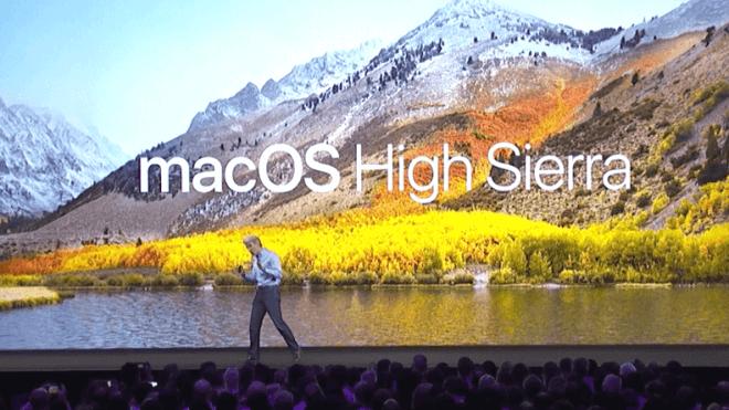 Apple, Sierra, macOS Sierra, Mac OS High Sierra