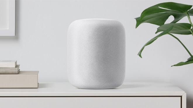 Apple, Lautsprecher, speaker, Homepod, Apple HomePod