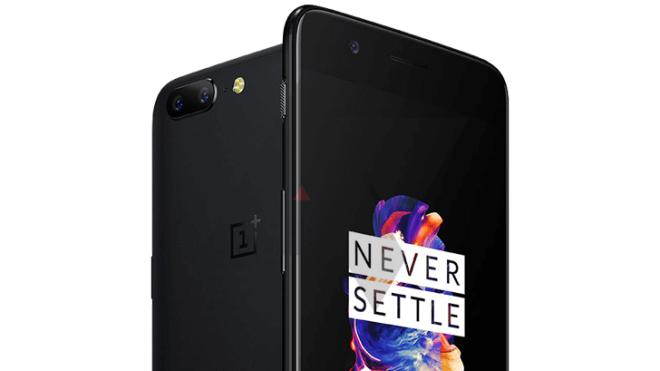 OnePlus, Bild, OnePlus 5