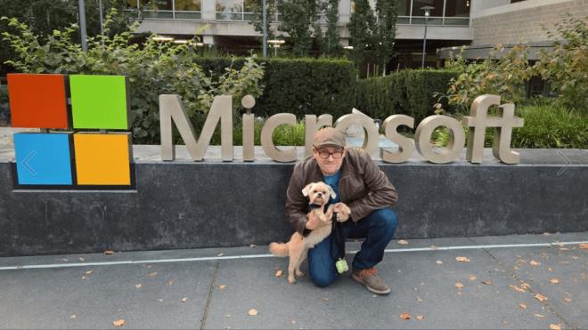Microsoft, Microsoft Corporation, Manager, Brandon LeBlanc