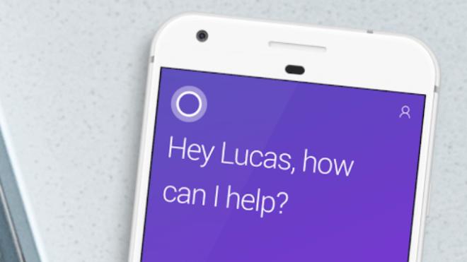 Microsoft, Android, Cortana, Sprachassistent