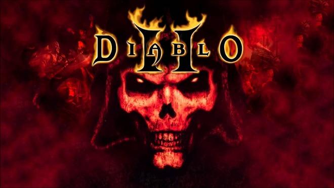 Blizzard, actionrollenspiel, pc-spiel, Diablo 2, Diablo II
