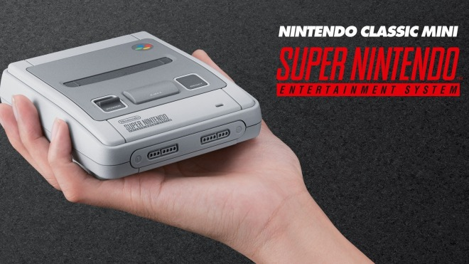 Nintendo, Retro, SNES, Super NES, SNES Classic, Nintendo Classic Mini, Super Nintendo Entertainment System, Super Nintendo Classic