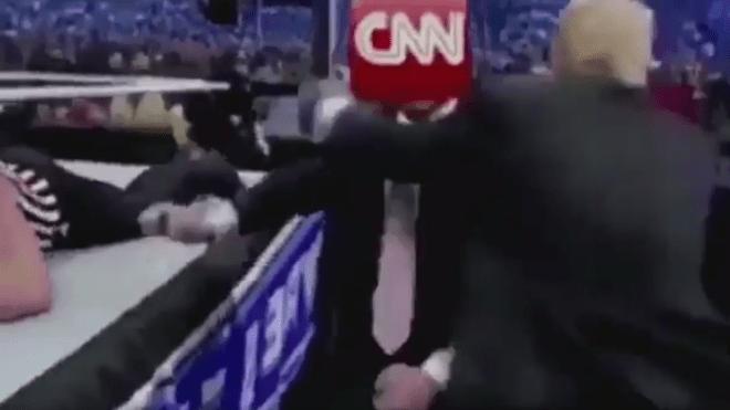 Usa, Twitter, Donald Trump, Präsident, US-Präsident, trump, CNN