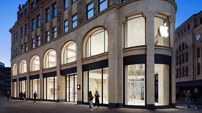 Apple, Deutschland, Store, Apple Store, Köln, Apple Retail