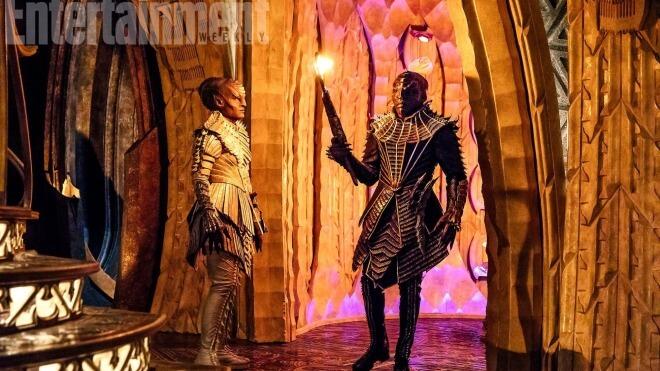 TV-Serie, Star Trek, Star Trek: Discovery, Klingonen