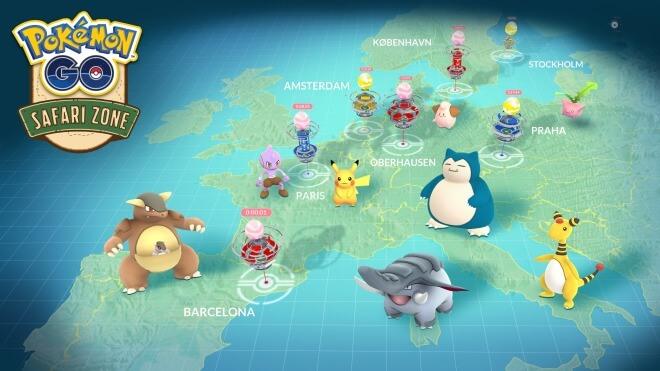 Nintendo, Event, Pokemon, Pokemon Go, Niantic Labs