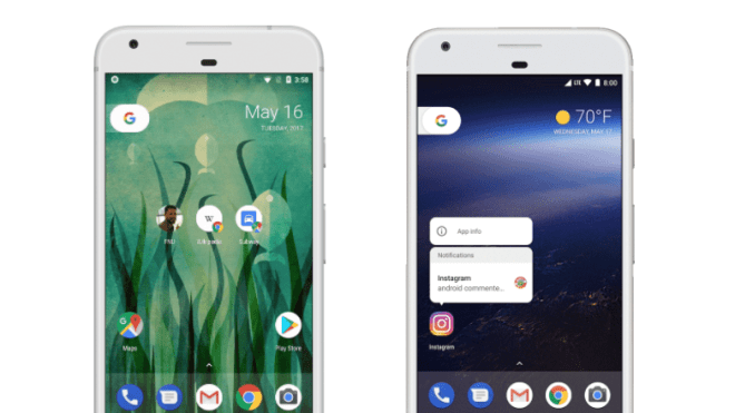 Betriebssystem, Google Android, Android 8.0, Android O, Developer Preview
