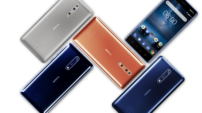 Smartphone, Android, Nokia, HMD global, Nokia 8, Android 8