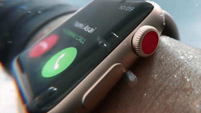Apple, Lte, smartwatch, Watch, Apple watch 3, Apple Watch Series 3