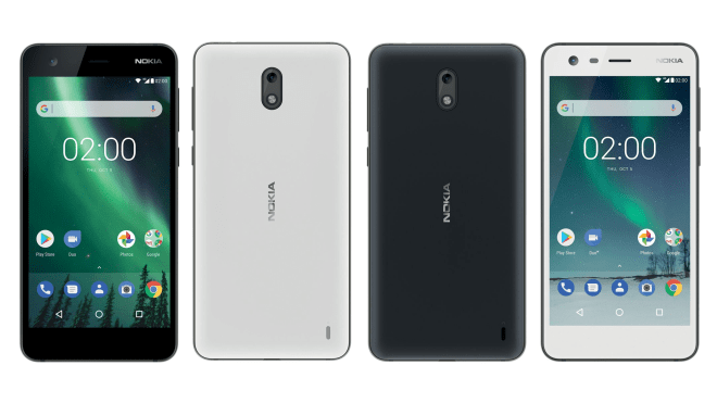 Smartphone, Nokia, HMD global, HMD, Nokia 2